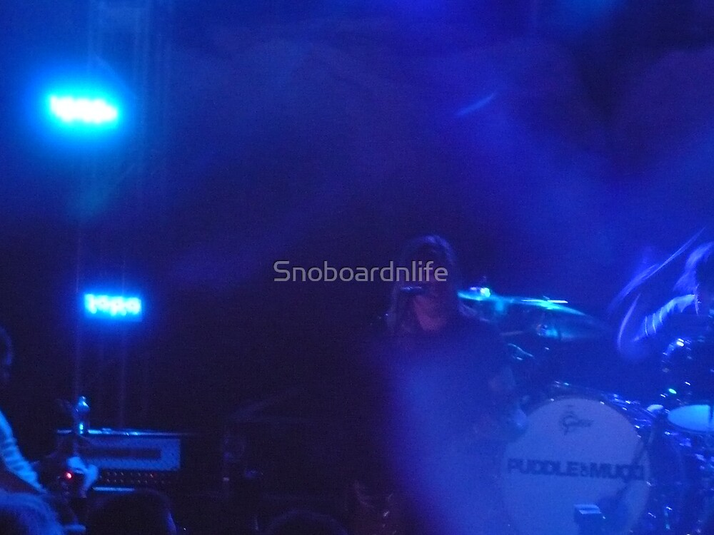 Blue Reid by Snoboardnlife