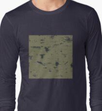 Grunge pattern Long Sleeve T-Shirt