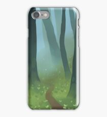 Forestscape iPhone Case/Skin