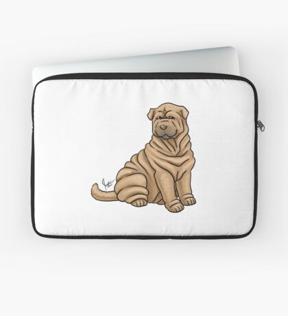 Chinese Shar Pei Laptop Sleeve