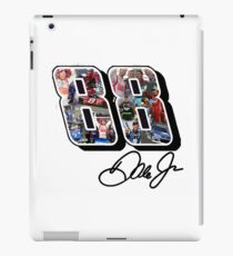 Dale Earnhardt Jr Tribute Design - #ThankYouDale (Assorted Products) iPad Case/Skin
