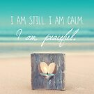 I am PEACEFUL by CarlyMarie