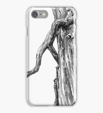 Gnarly Tree iPhone Case/Skin