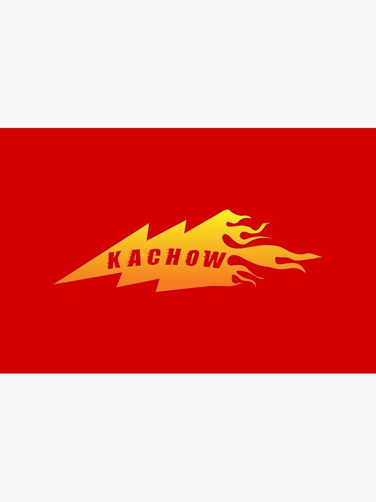 Kachow! by GeekyGirlDesign