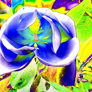 Alien Magnolia by ChadKroll