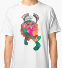 Splatoon 2 Salmon Run Inkling Classic T-Shirt