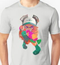 Splatoon 2 Salmon Run Inkling Unisex T-Shirt