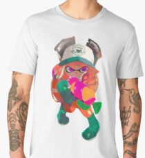 Splatoon 2 Salmon Run Inkling Men's Premium T-Shirt