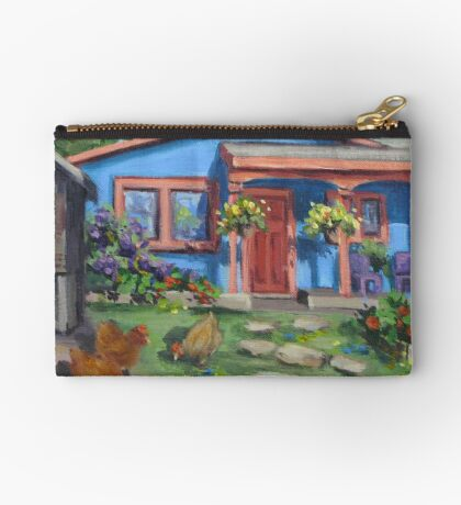 The Blue House Studio Pouch