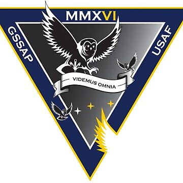 AFSPC-6 Program Logo by Spacestuffplus