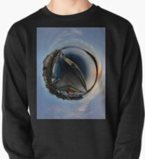 Foyle Marina at Dawn, Stereographic Pullover
