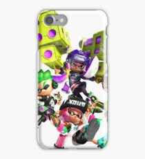 Splatoon 2 Artwork iPhone Case/Skin