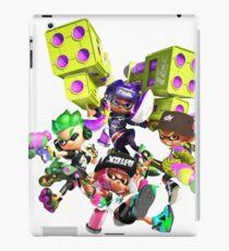 Splatoon 2 Artwork iPad Case/Skin