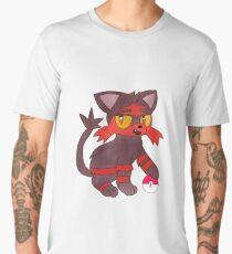 Cutie Litten Men's Premium T-Shirt