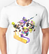 Splatoon 2 Artwork T-Shirt