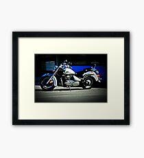 Daves' Cruiser Framed Print