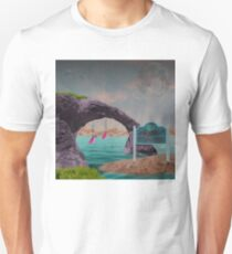 Greetings from Leisure Shores Unisex T-Shirt