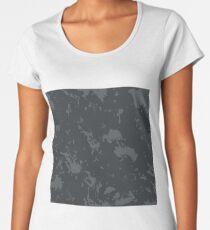 Grunge pattern Women's Premium T-Shirt