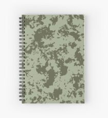 Grunge pattern Spiral Notebook