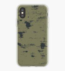 Grunge pattern iPhone Case