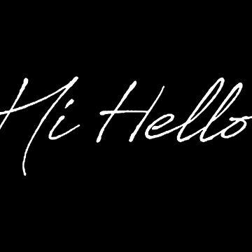 hi hello by pond7