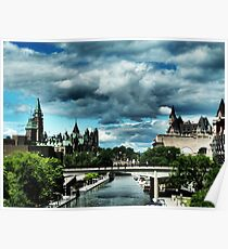 Ominous Ottawa Poster