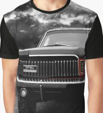 1968 Ford Mercury Cougar Graphic T-Shirt
