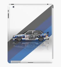 Volvo 850 Saloon TWR BTCC Racing Super Touring Car (1995) iPad Case/Skin