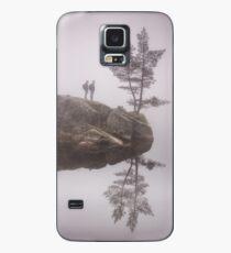 Norwegian reflection Case/Skin for Samsung Galaxy