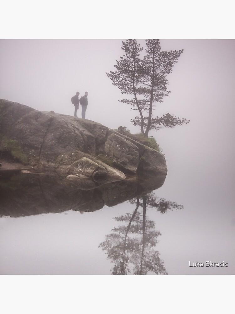 Norwegian reflection by LukaSkracic
