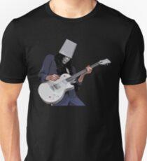 Leute nennen ihn Buckethead Unisex T-Shirt