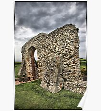 Chapel at Hunstanton HDR Poster