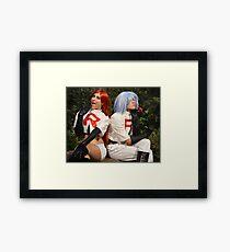 Prepare for Trouble Team Rocket Framed Print