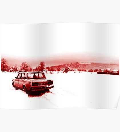 Lonely Lada Poster