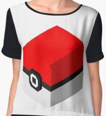 POKEBALL - Pokemon Chiffon Top