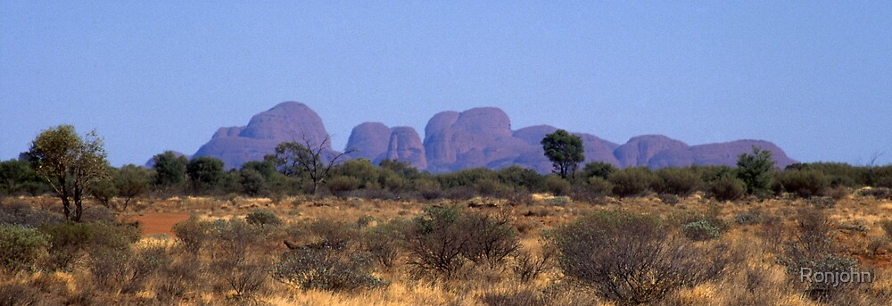 Olgas by Ronjohn