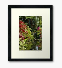 Compton Acres 4 Framed Print