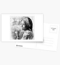 Pretty Woman Postcards