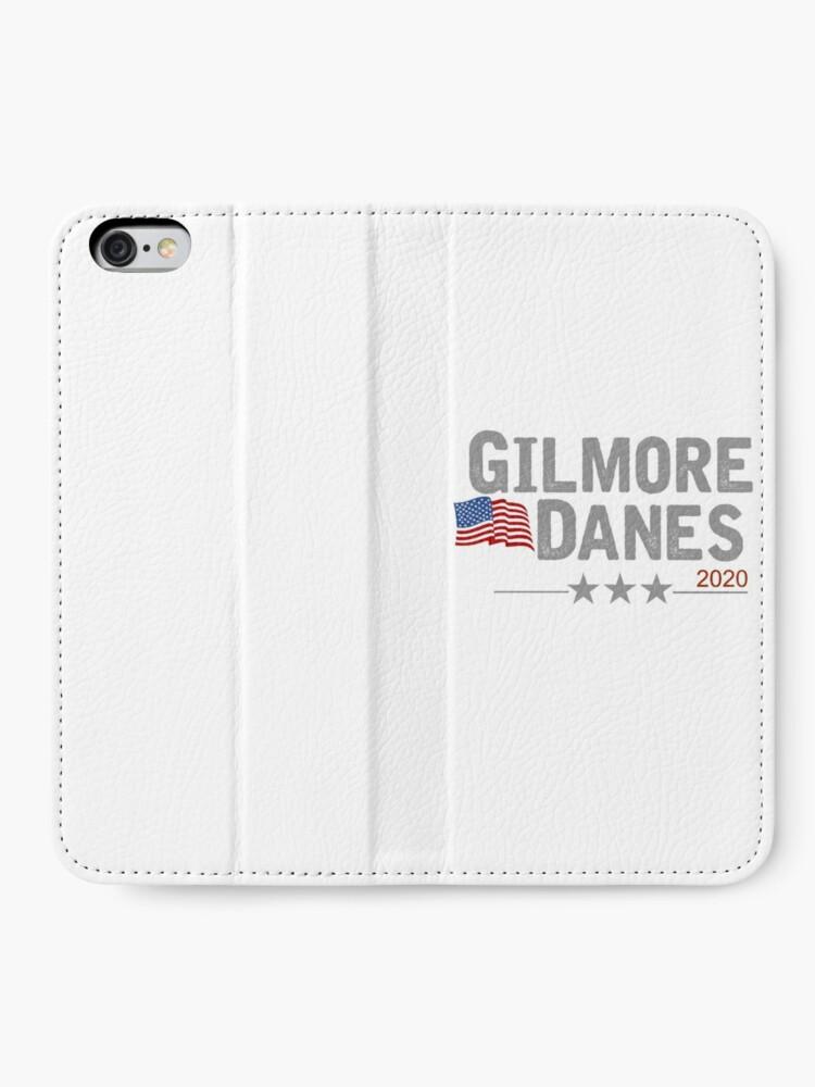 Alternate view of Gilmore/Danes iPhone Wallet