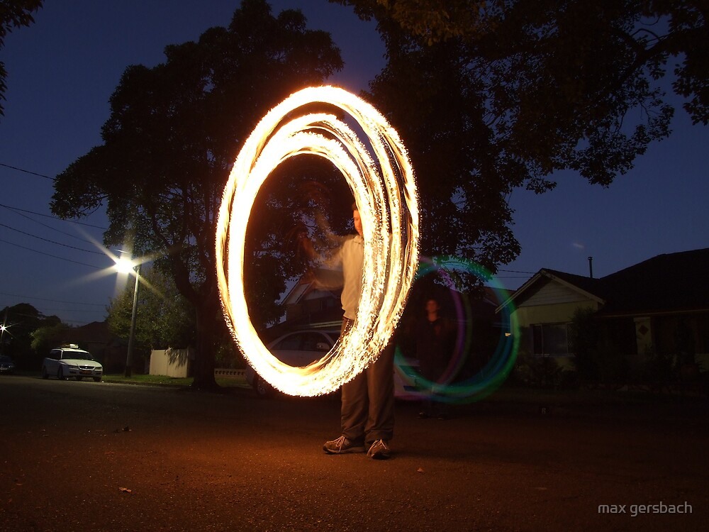 great balls of fire by max gersbach