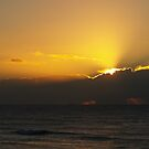 sunrise today  by wolfman