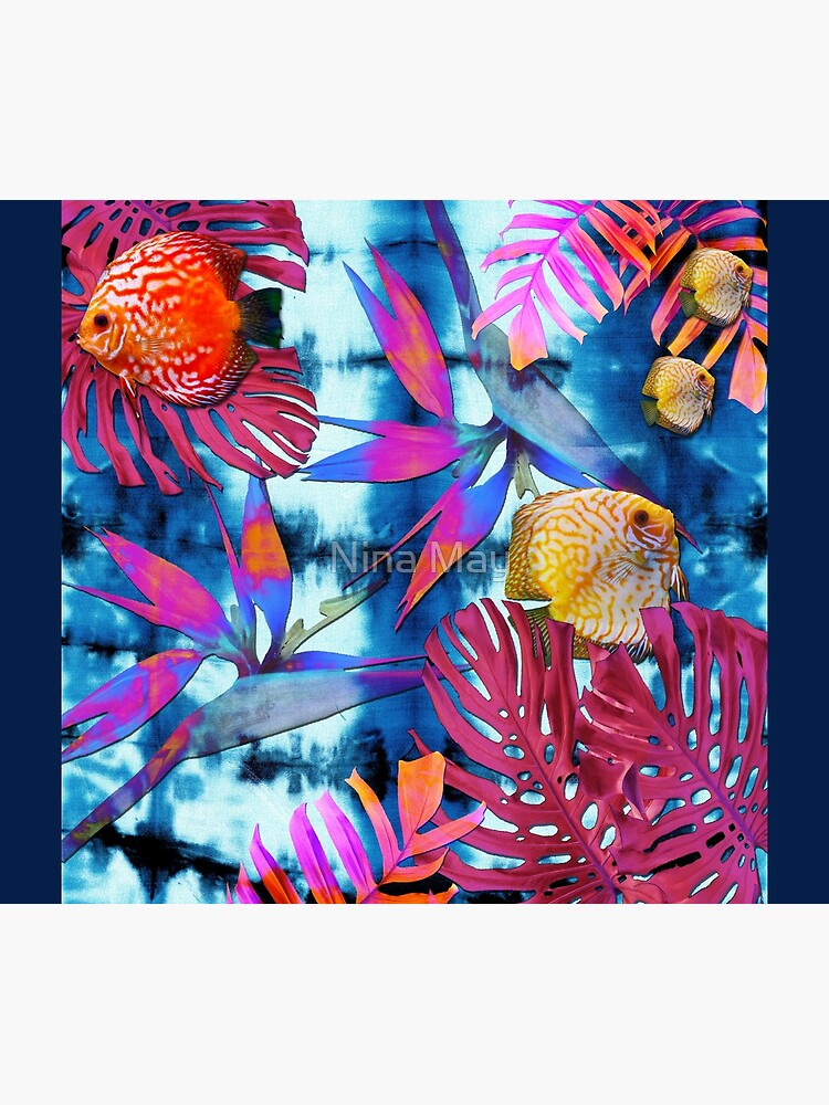 Oceanna Collage by ninabmay