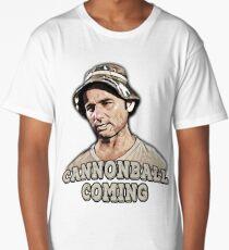Cannonball coming Long T-Shirt
