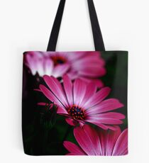Fading Flower Beauty Tote Bag