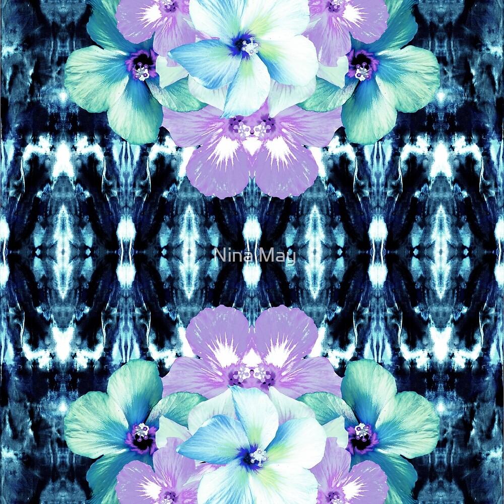 Tropika Collage  by Nina May
