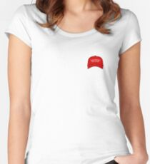 Make Shipping Free Again Women's Fitted Scoop T-Shirt