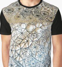 Rockpool - White  Graphic T-Shirt