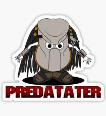 Predatater Sticker
