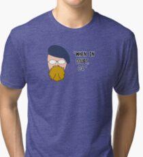 Mythbusters - The Hyneman Tri-blend T-Shirt