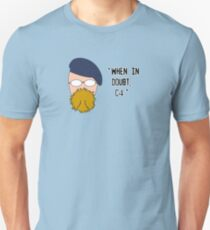 Mythbusters - The Hyneman T-Shirt